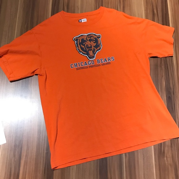 NFL Shirts | Team Apparel Chicago Bears Tshirt L | Poshmark